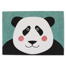 Postkarte Panda ohne Text