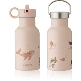 Trinkflasche Anker Rosa Mix