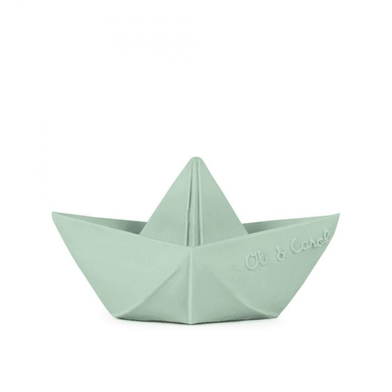 Beissfigur Origami Boot Minze